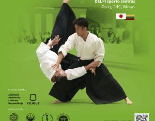 Mitsuteru Ueshiba, Hombu dojo cho seminaras ir Aikido festivalis