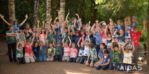 Vaikų ir jaunimo vasaros stovykla 2014 06-07