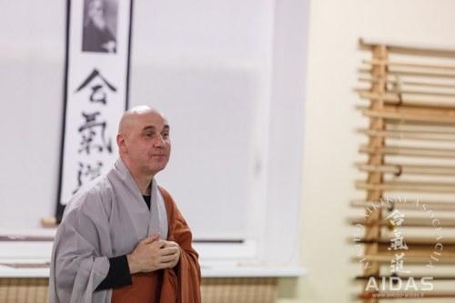 Susitikimas su Bo Haeng Sunim